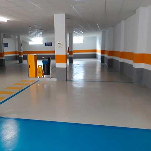 Pavimento parking 1